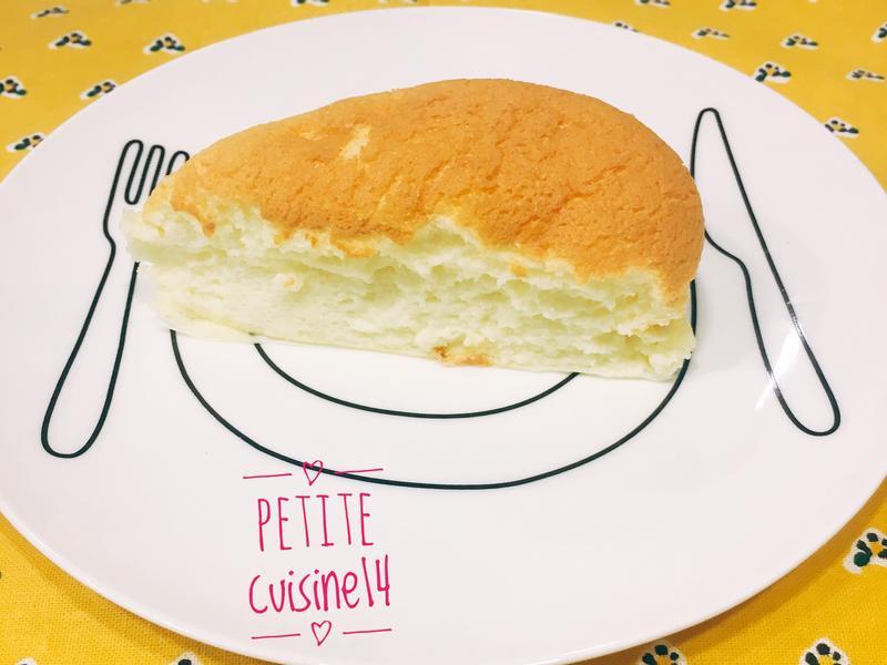 輕乳酪蛋糕(心齋橋老爺爺蛋糕的滋味)