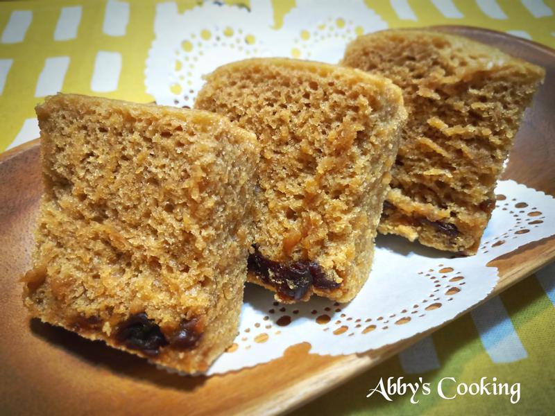 酵母桂圓黑糖糕