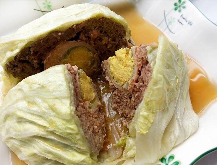 高麗菜封肉〞(變化版)
