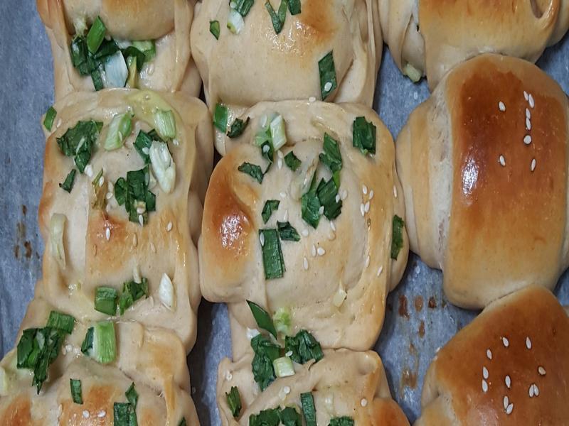 🌸蔥花麵包🌸