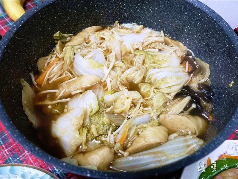 白菜滷(滷白菜)