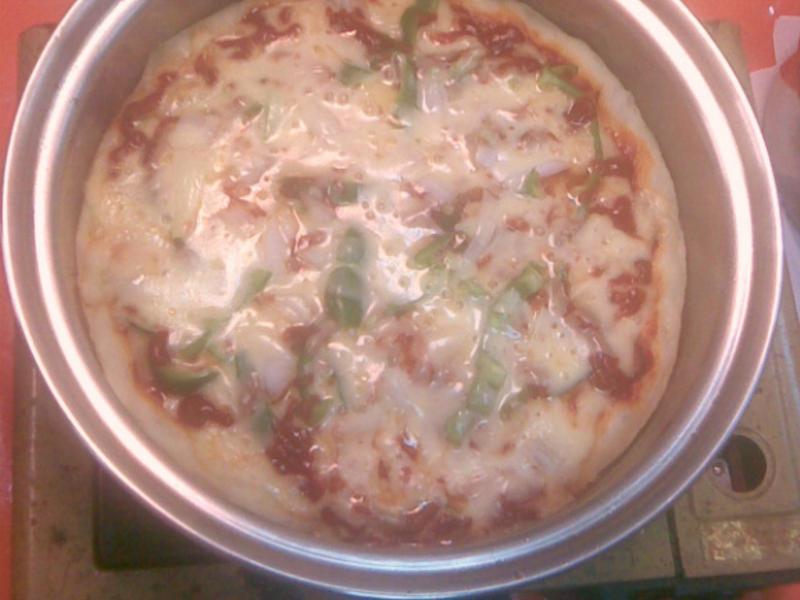 [Phi's異國風]平底鍋Pizza
