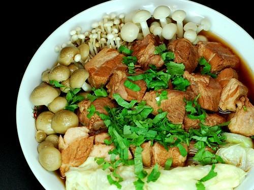 西魯紅燒肉
