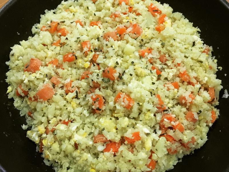 花野菜炒饭