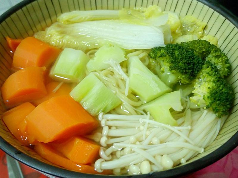 [寶寶料理]蔬菜高湯