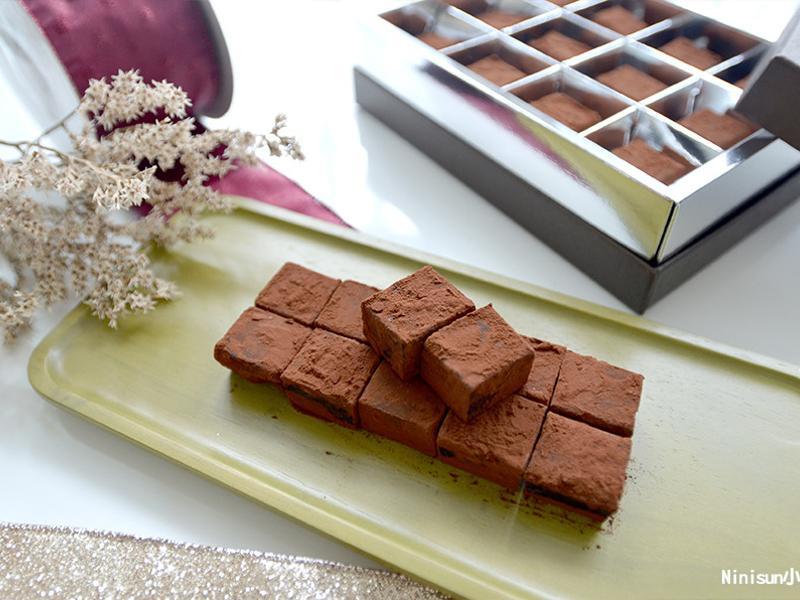 伯爵茶生巧克力