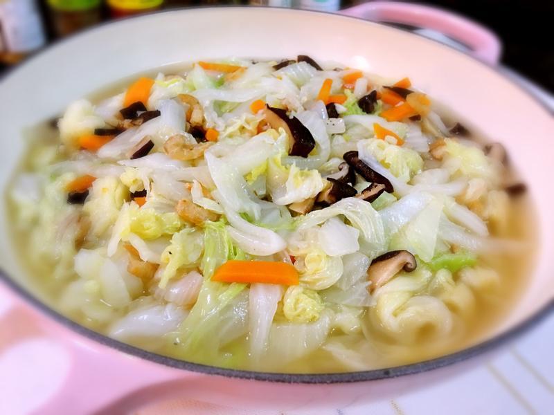 嗑飯兩碗《開陽白菜》