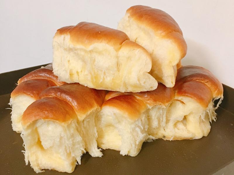 超軟奶香麵包
