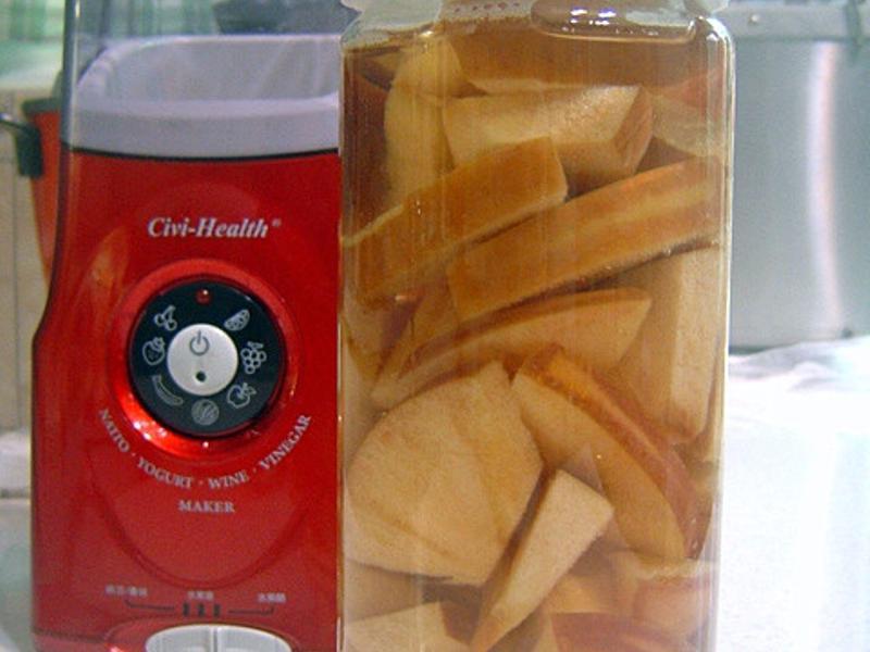 蘋果醋(多功能釀造機初體驗-歡迎參加團購