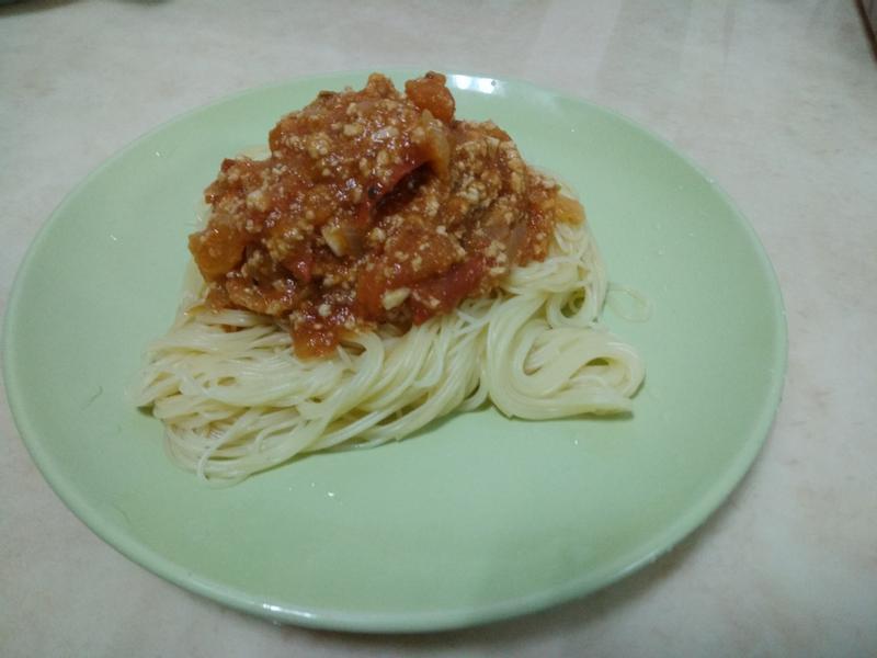 番茄義大利肉醬