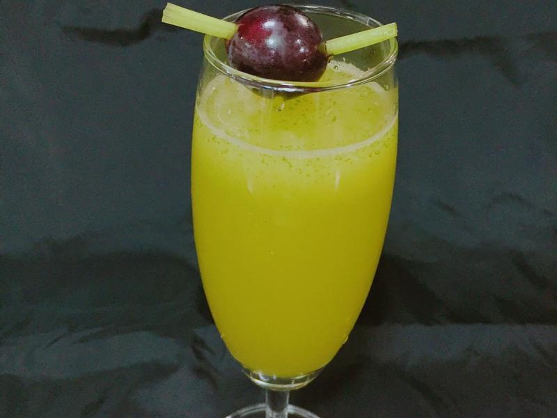 蘋果芹菜汁