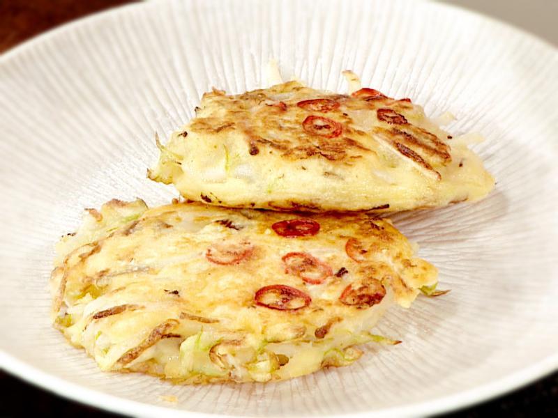 韓國綠豆煎餅 │ 素食版