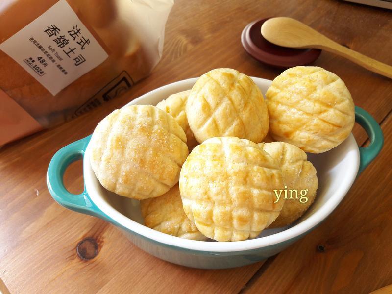迷你菠蘿麵包