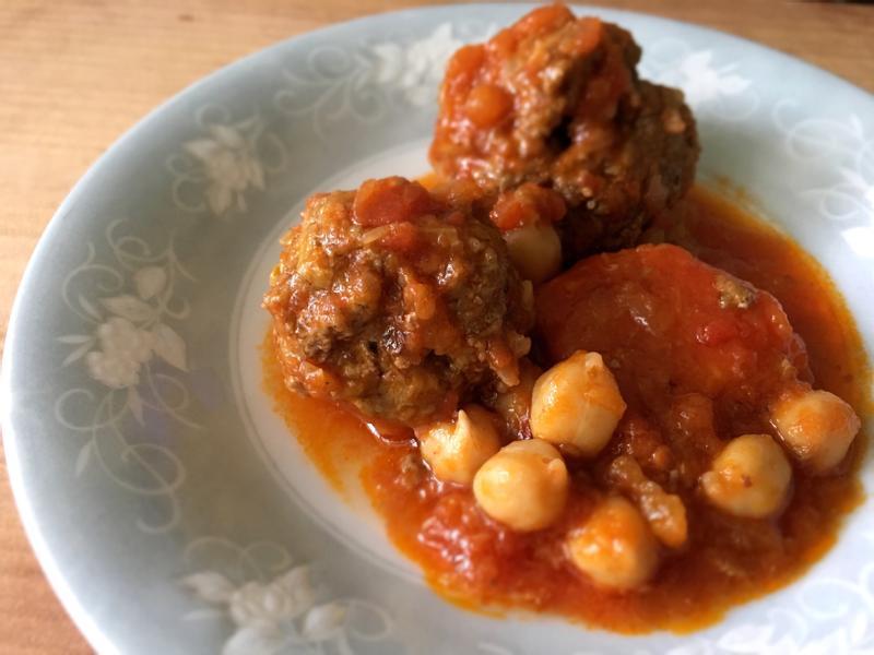 【週末一鍋】摩洛哥風味肉丸