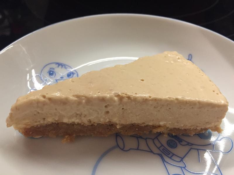 港式奶茶乳酪蛋糕 (免烤)