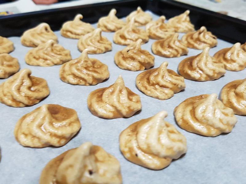蛋白霜餅乾