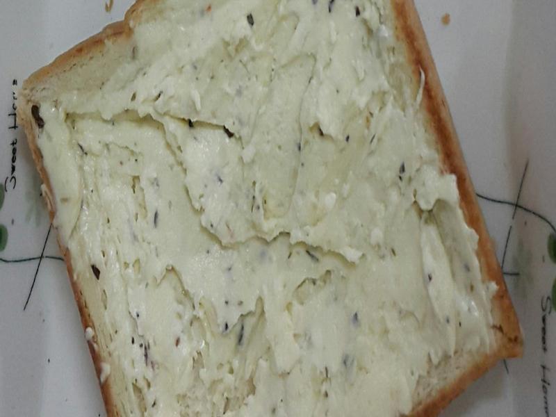 大蒜奶油乳酪抹醬