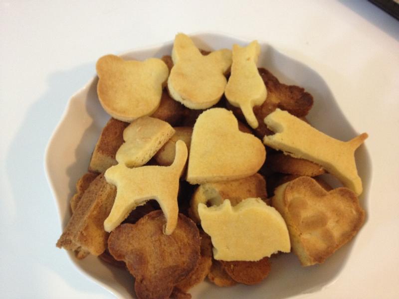 可愛小酥餅