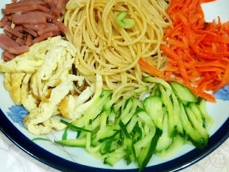 日式和風義式涼麵(百味來私房美味)