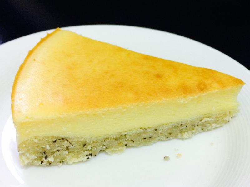 重乳酪蛋糕X伯爵餅乾底