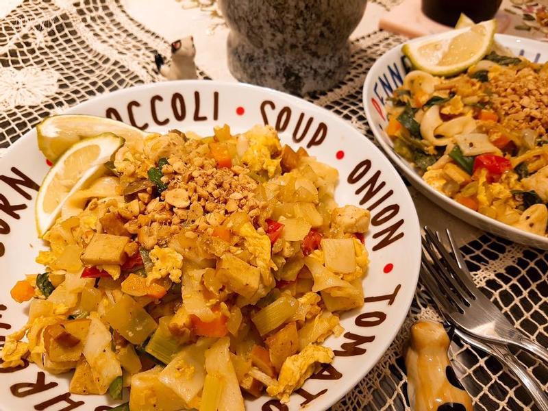 超美味泰式炒河粉 Pad Thai