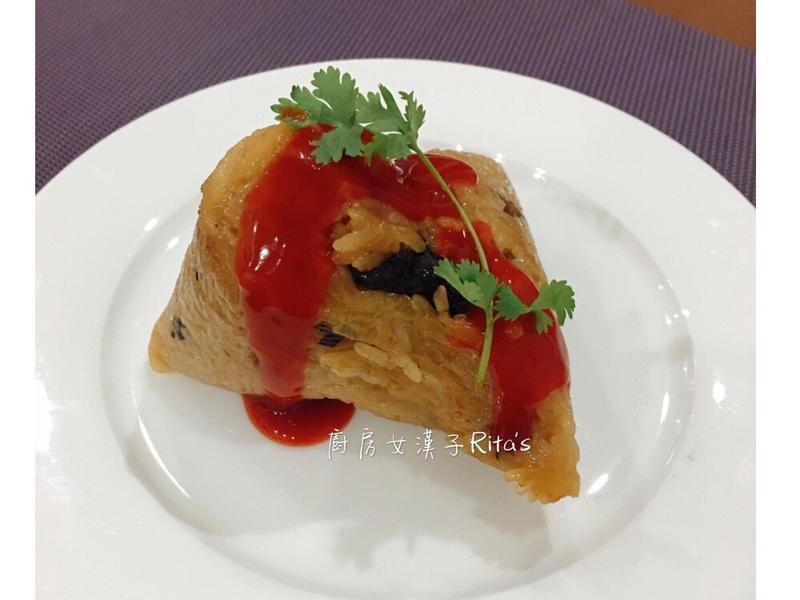 家傳燒肉粽