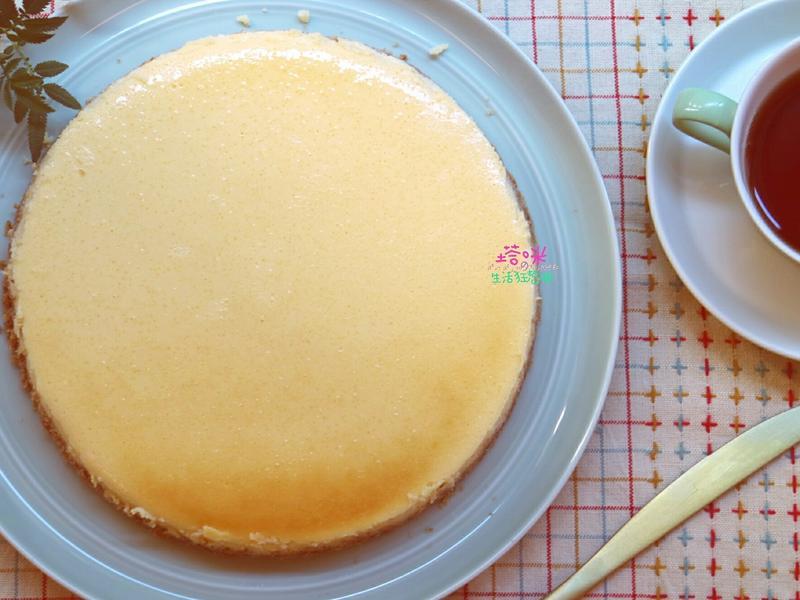 香濃烤乳酪蛋糕