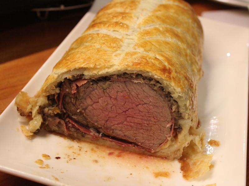 威靈頓牛肉