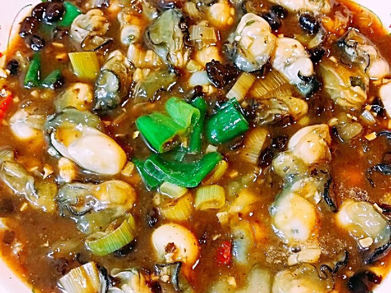 🌰🐚豆豉鮮蚵