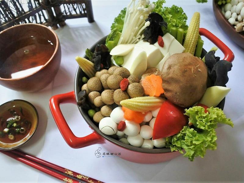 高纖百菇鍋
