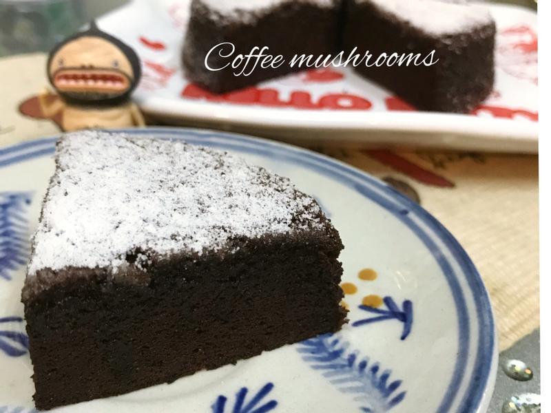 1顆蛋做濃厚巧克力蛋糕