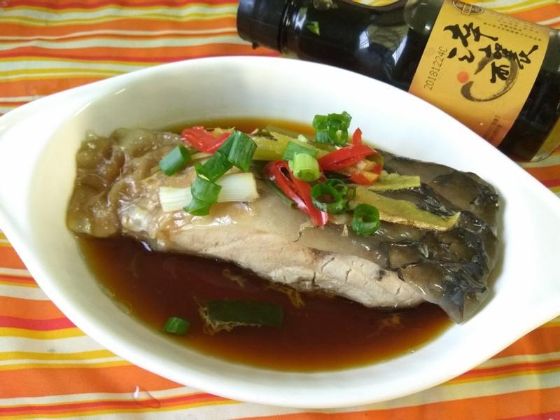 十分鐘上菜─醬香蒸草魚-淬釀全菜單挑戰賽