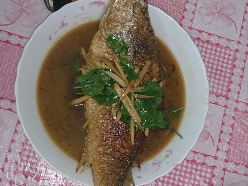 紅燒黃魚【淬釀全菜單挑戰賽】