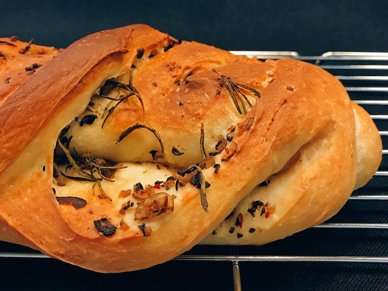 橄欖麵包 Pain Brié