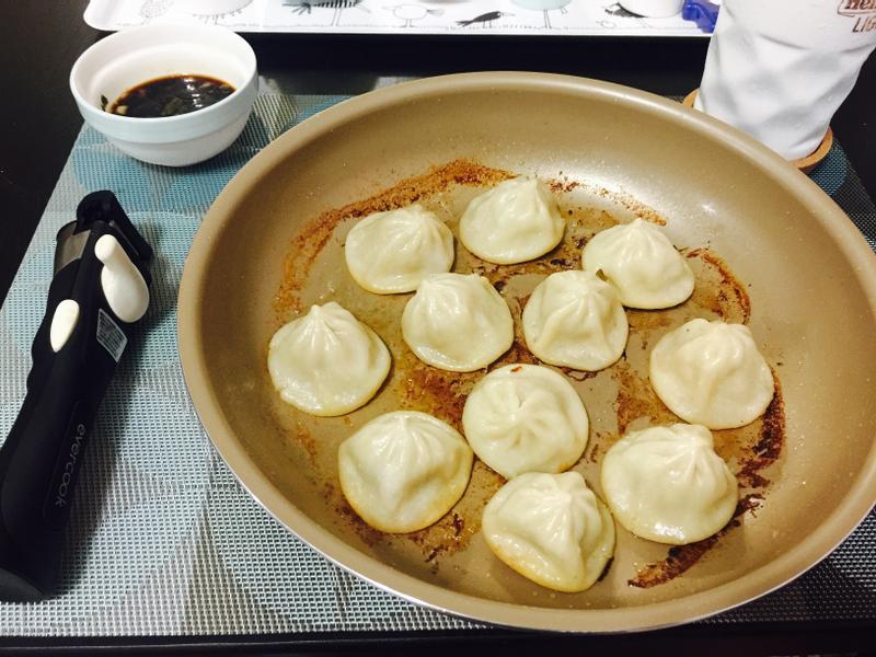 懶人煎湯包(水餃)(歐森料理)