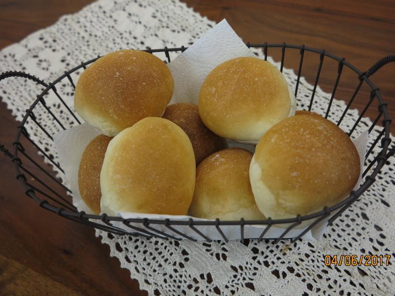 【麵包機】橄欖油小餐包