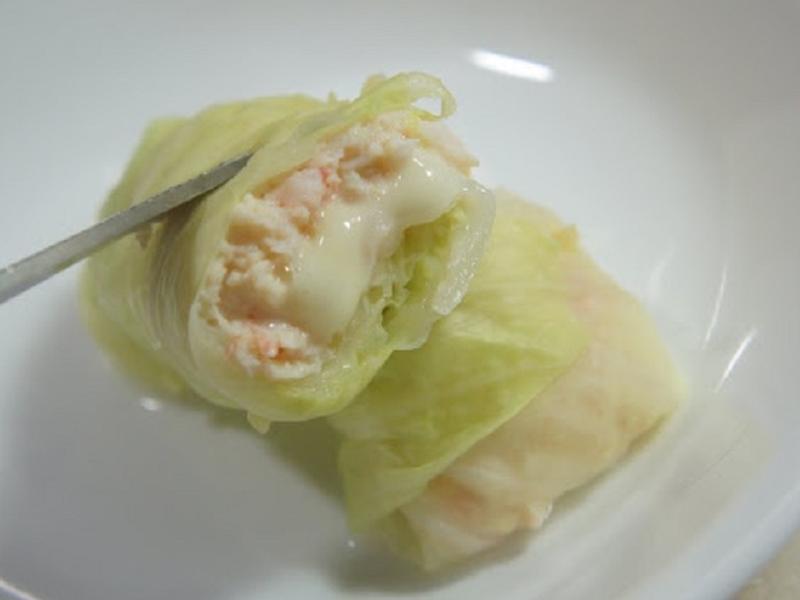 M@NDY上菜_高麗鮮蝦起司捲