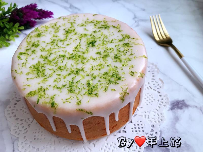 🍋老奶奶檸檬蛋糕🍋(6吋、全蛋打發)