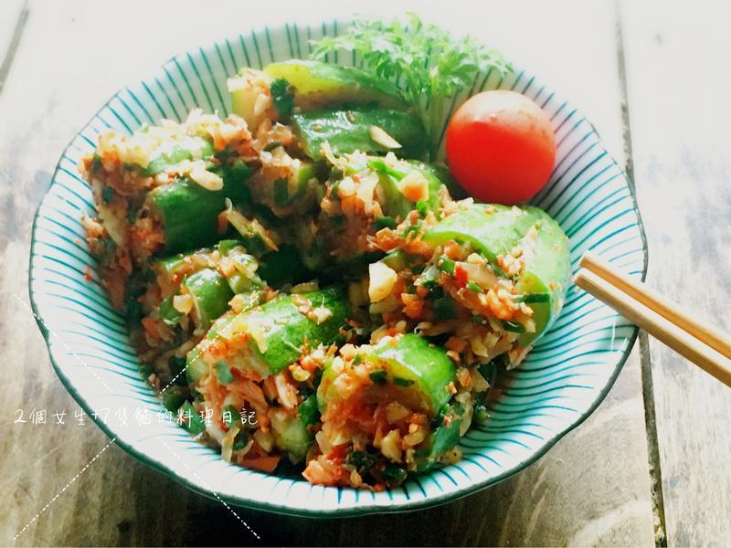 韓式小黃瓜夾心泡菜