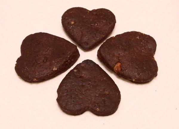 核桃巧克力餅乾
