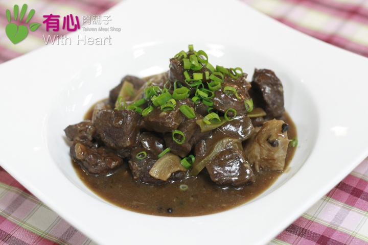 有心食譜:馬告燉煮鴕鳥腱肉