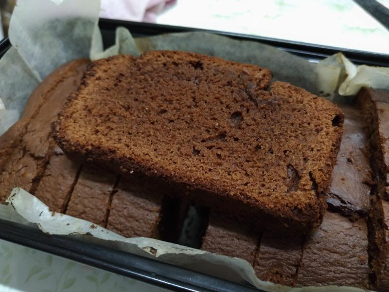 超簡單懶人 nutella cake !