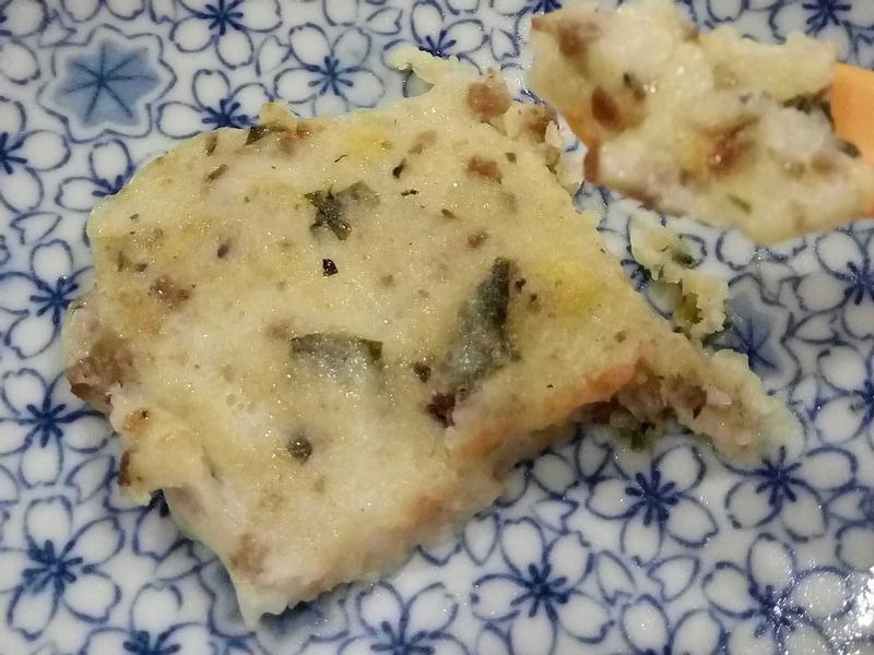 牛肉蔬菜薯泥餅(副食品💚9個月+)