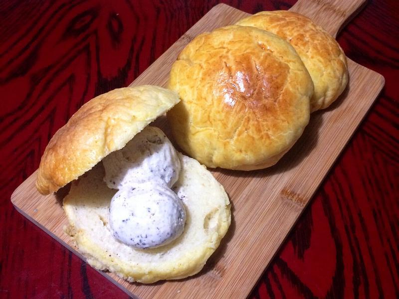 菠蘿麵包(湯種法)