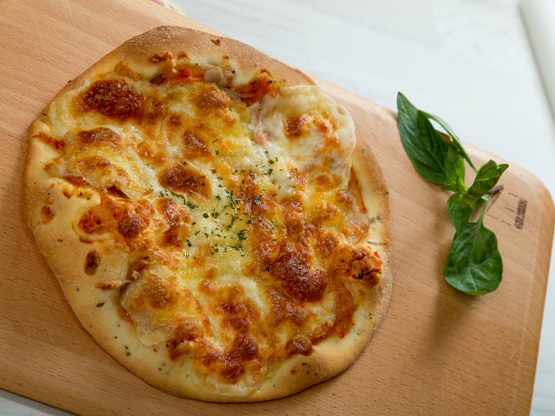 泡菜燒肉披薩【麥典實作工坊麵包專用粉】