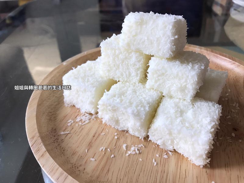 『寶寶食譜』煉乳雪花糕