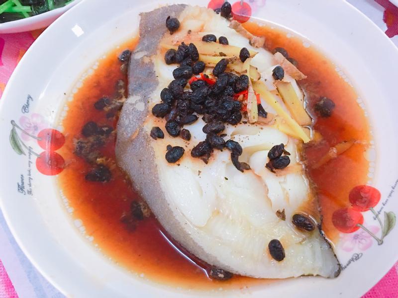 電鍋料理~豆豉鱈魚