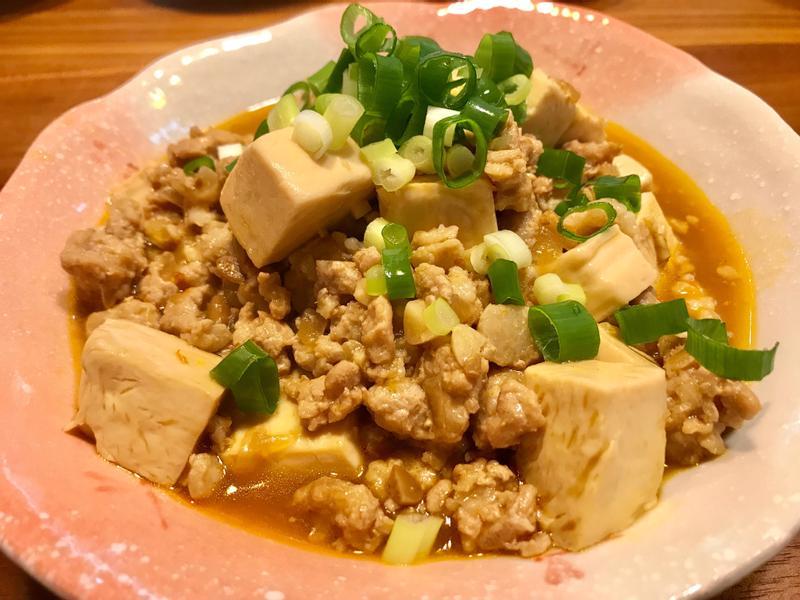 《快速料理-麻婆豆腐》