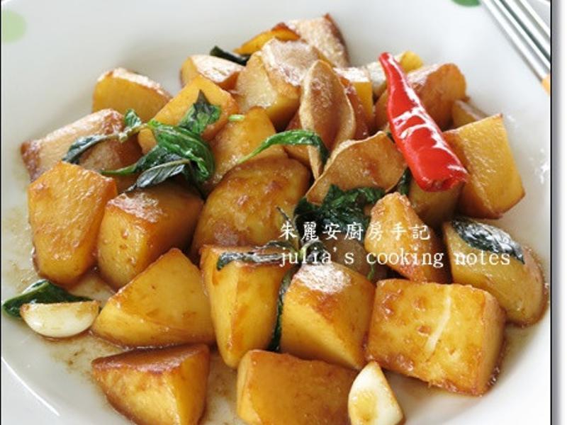 [三杯馬鈴薯]15分鐘做出下飯菜