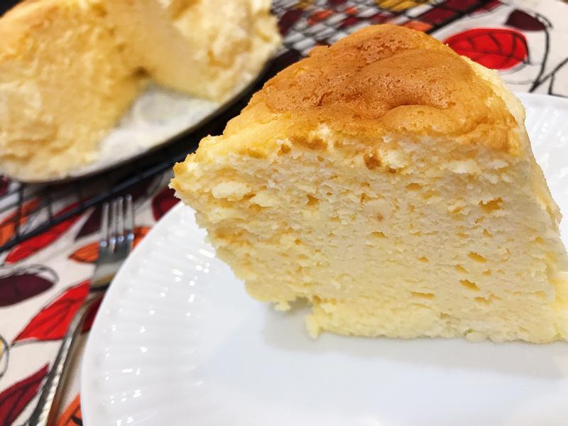 棉花起士蛋糕(輕乳酪蛋糕)